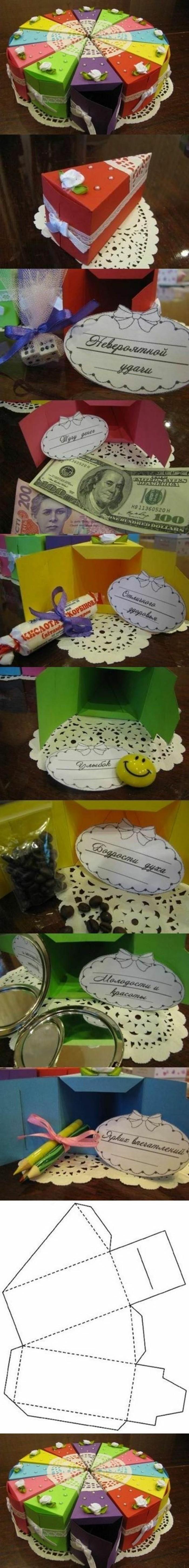 kreative-geschenkideen-originelle-geschenke-bunte-torte-mit-geld-selbst-machen