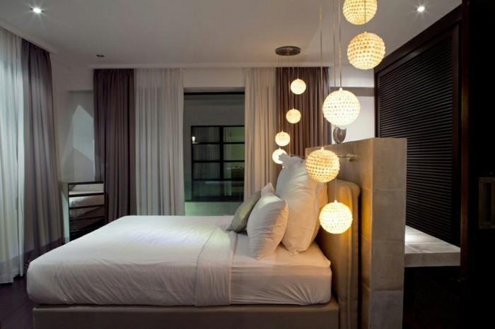 Das Licht Im Schlafzimmer: 56 Tolle Vorschläge Dafür - Archzine.net Bilder Von Licht Im Schlafzimmer