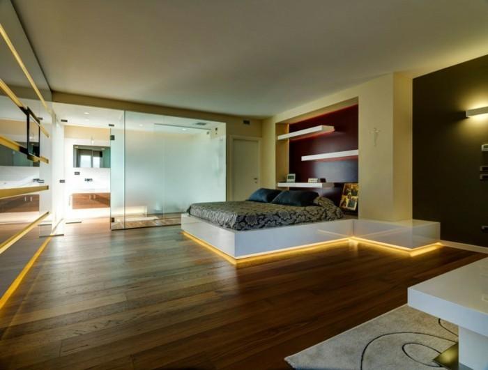 licht-unter-dem-bett-im-schlafzimmer-kunstliches-licht-installieren