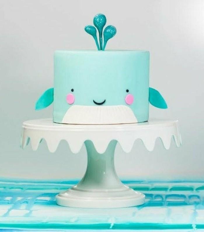 Pool Cake Designs