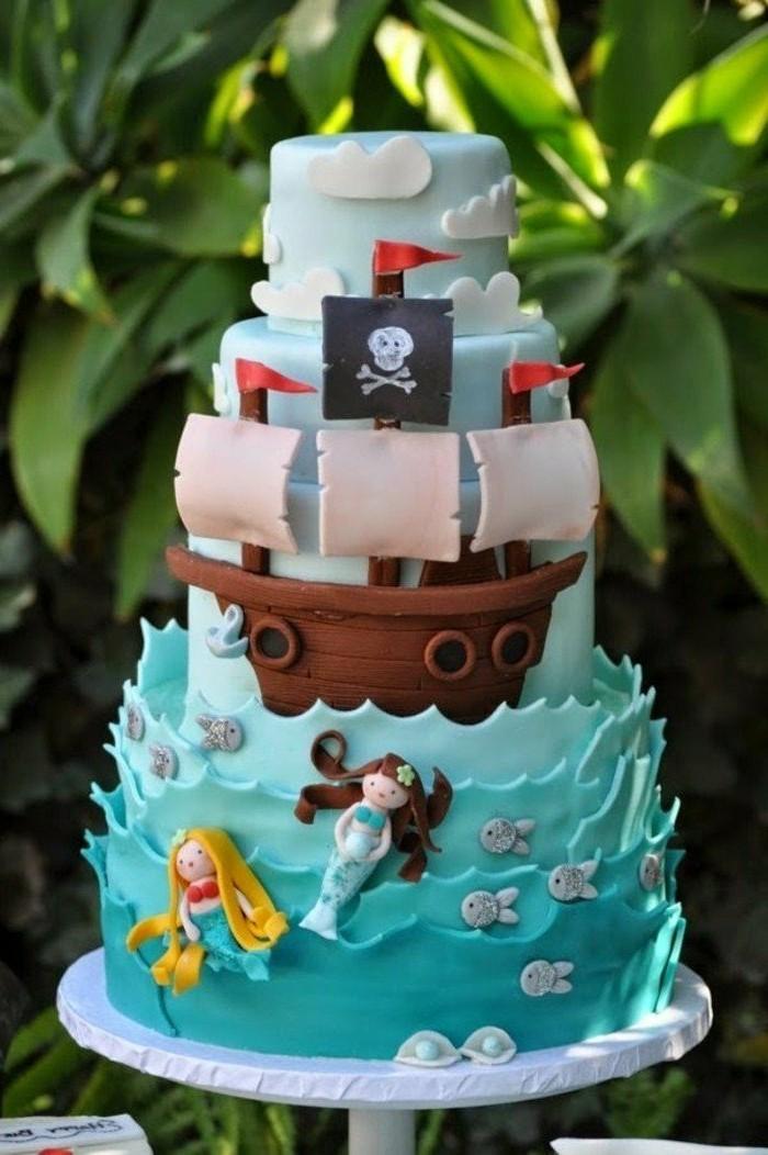 motivtorten-selber-machen-kindergeburtstagstorte-selber-machen-piratenparty