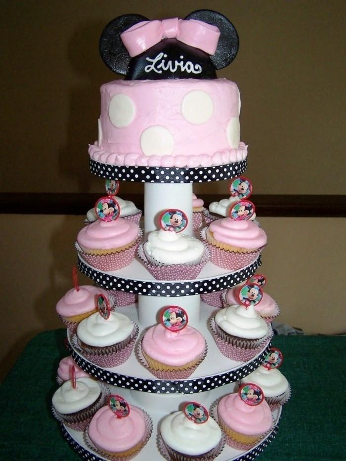 motivtorten-selber-machen-minnie-mouse-muffins-dekorieren-fondant-torte