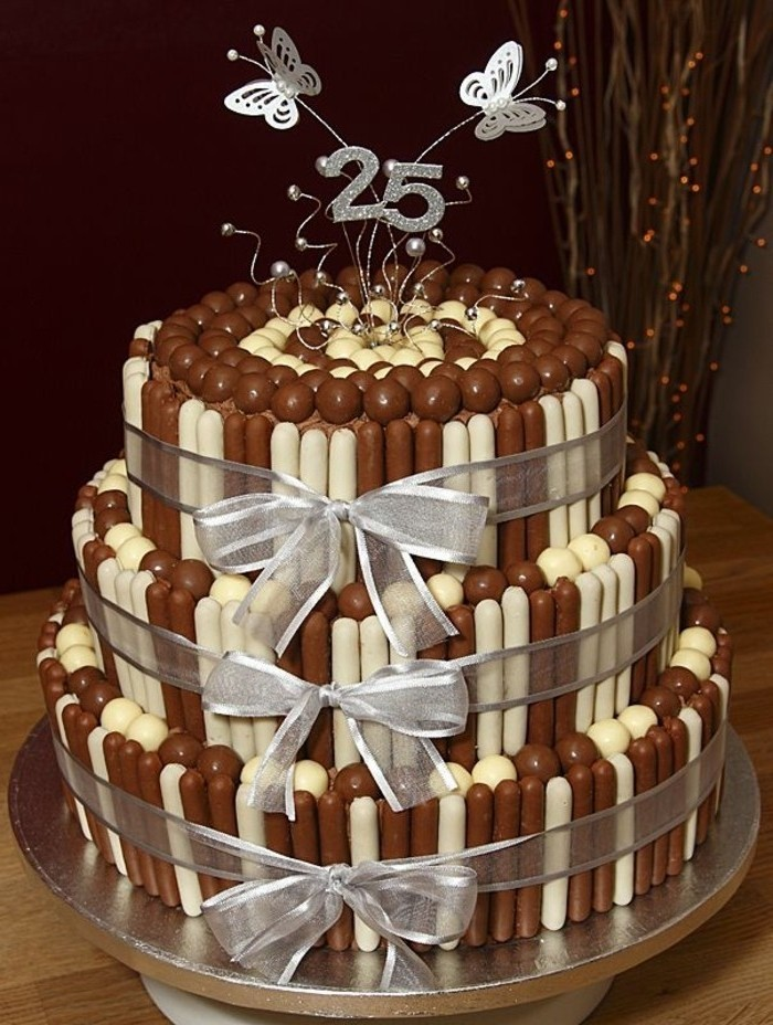 Cake Ideas With Chocolate Fingers