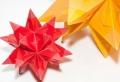 Papiersterne basteln – weihnachtliche Stimmung schaffen