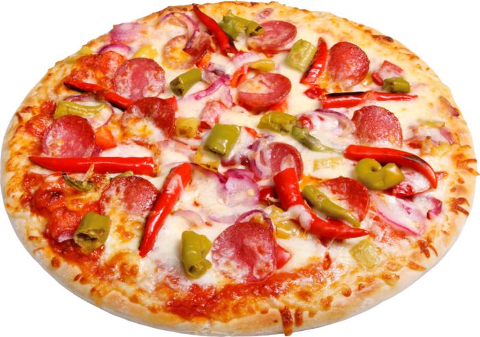 pizzaofen-selber-bauen-eine-pizza-mit-salami