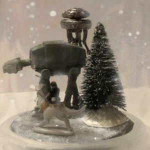 Schneekugel basteln statt kaufen - 58 einmalige Ideen