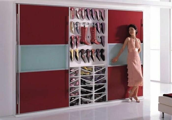 schuhschrank selber bauen eine kreative schuhaufbewahrung idee. Black Bedroom Furniture Sets. Home Design Ideas