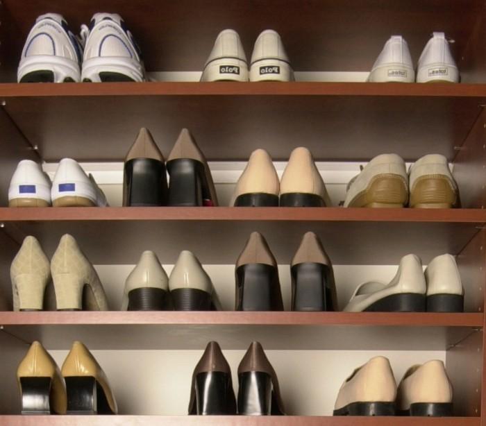 Schuhschrank selber bauen einfach