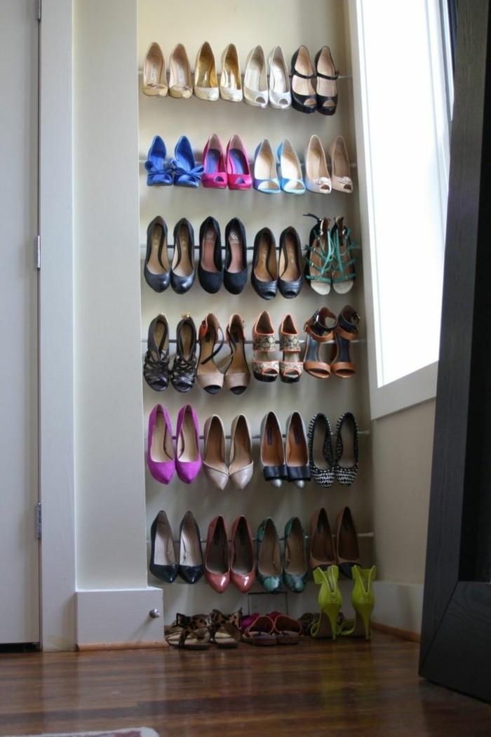 Schuhschrank selber bauen eine kreative for Schuhschrank funny