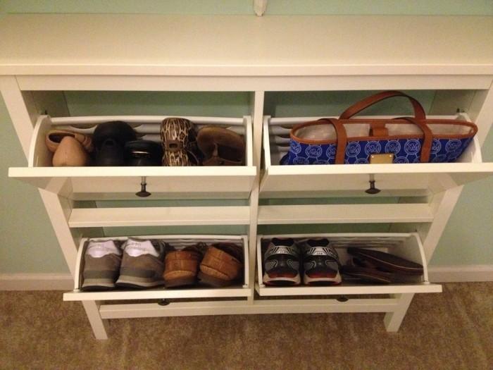 Kreative Schuhaufbewahrung schuhaufbewahrung selber bauen wohndesign und einrichtungs ideen