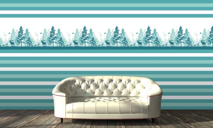 werden sie kreativ und gestalten sie ihre tapeten ganz. Black Bedroom Furniture Sets. Home Design Ideas