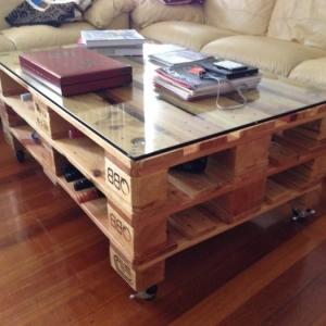 Tisch selber bauen - über 80 kreative Vorschläge!