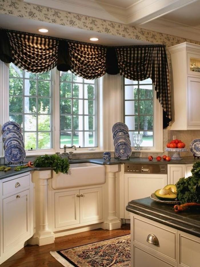Möchten Sie Ihre Küche mit Vorhänge für Küche dekorieren und ihr ...