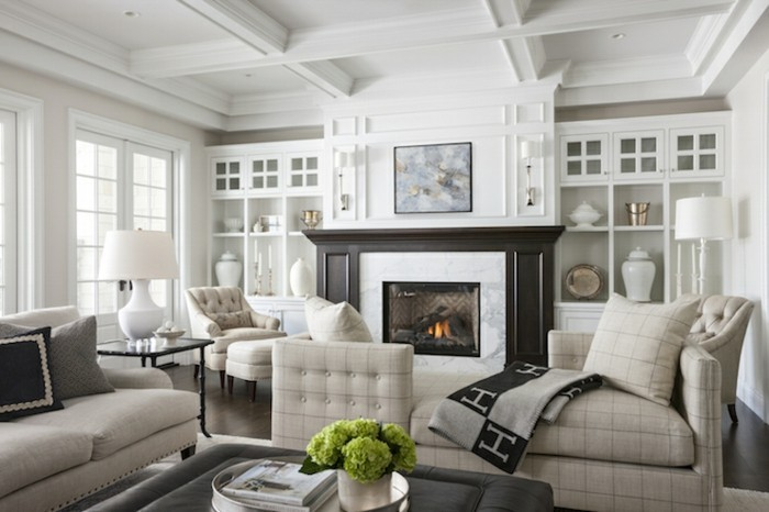 Design by Marianne Simon Interiors, Bellevue, WA
