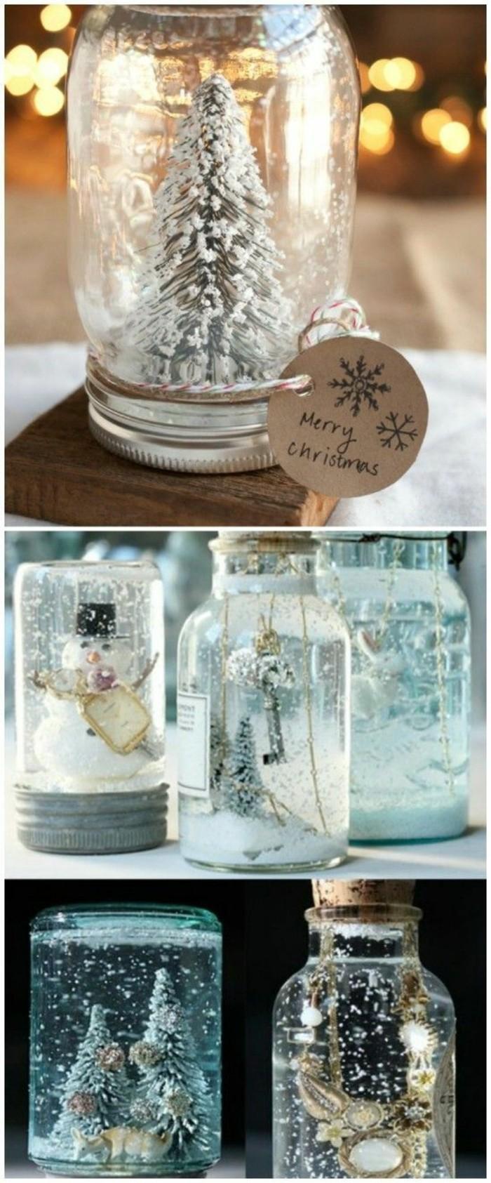 weihnachtendekoration-selber-machen-weihnachtsdeko-ideen-weihnachtsglaser-basteln