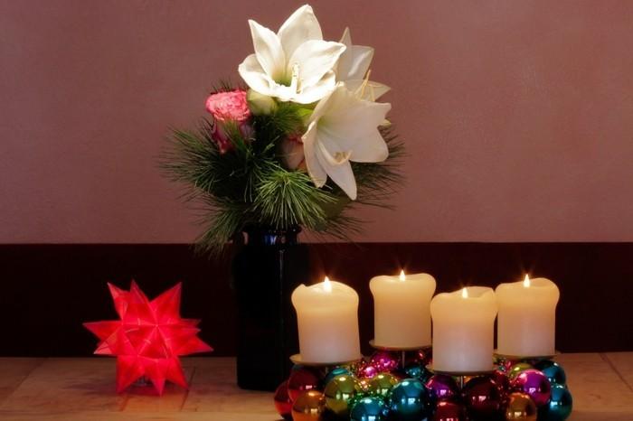 Weihnachtsdeko Papiersterne.Papiersterne Basteln Weihnachtliche Stimmung Schaffen Archzine Net