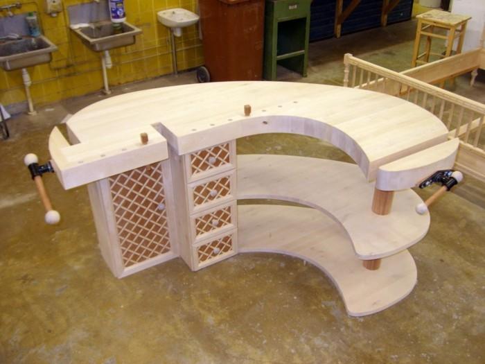 werkbank schubladen selber bauen ich habe schon lange ber eine neue werkbank nachgedacht. Black Bedroom Furniture Sets. Home Design Ideas