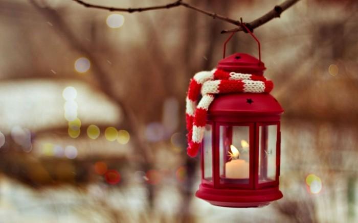 windlicht-weihnachten-basteln-mit-einem-schal