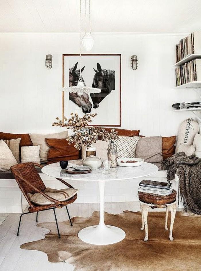deko wohnzimmer braun:Wohnzimmer Deko Ideen für jeden Geschmack – ob schlicht, bunt, oder
