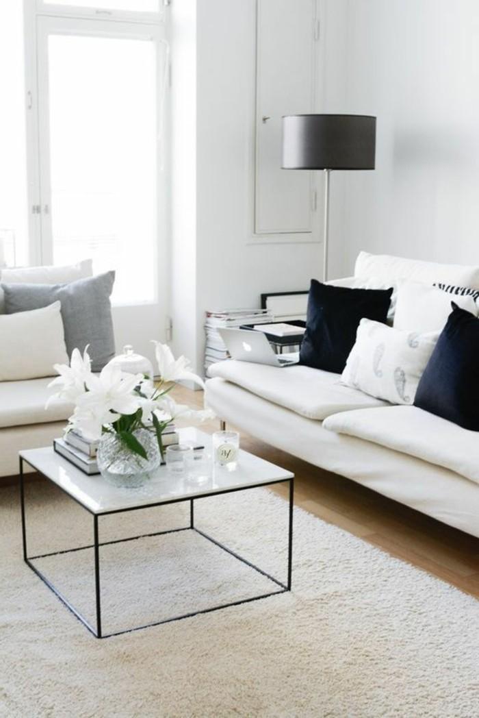 wohnzimmer deko violett:Wohnzimmer Deko Ideen für jeden Geschmack – ob schlicht, bunt, oder