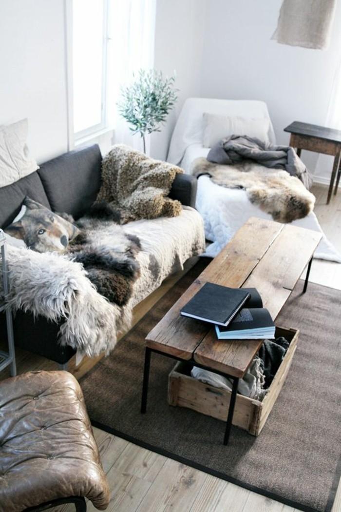 Wohnzimmer Deko Ideen für jeden Geschmack - ob schlicht, bunt ...