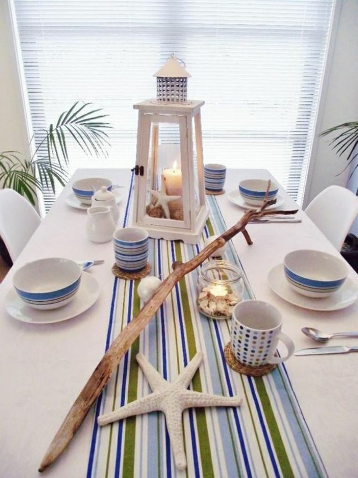 wohnzimmer deko blau:wohnzimmer deko ideen in blau und weiß