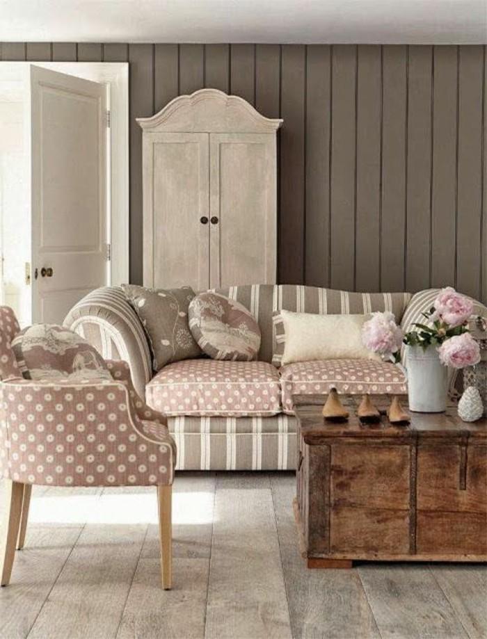 rosa wohnzimmer deko:Wohnzimmer Deko Ideen für jeden Geschmack – ob schlicht, bunt, oder