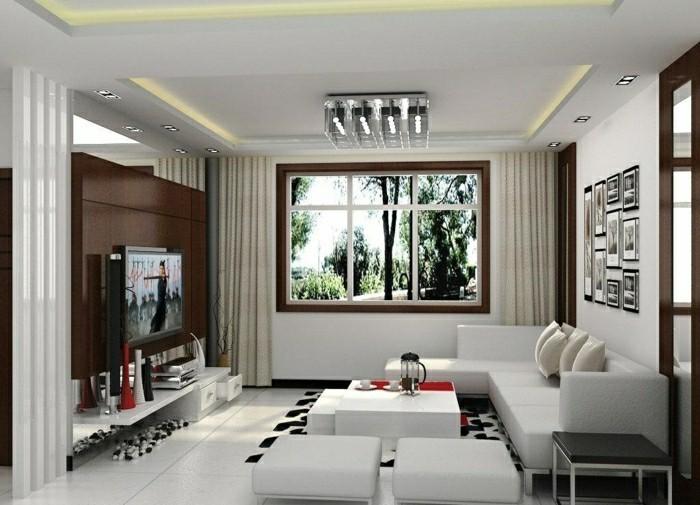 wohnzimmer-gardinen-ideen-lang-wohnideen-in-weis