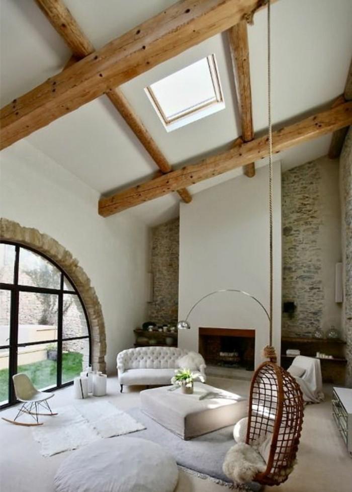 wohnzimmer beige weiß:Wohnzimmer Möbel in weiß