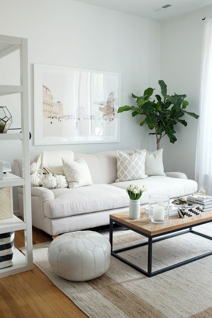 Ein Sofa und noch ein Sessel gehören in jedes noch so ...