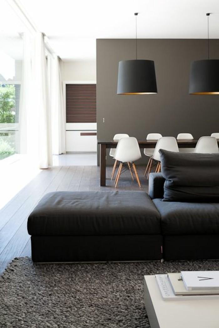 Wohnzimmer modern braun weiß  Chestha.com | Weiss Dekor Wohnzimmer