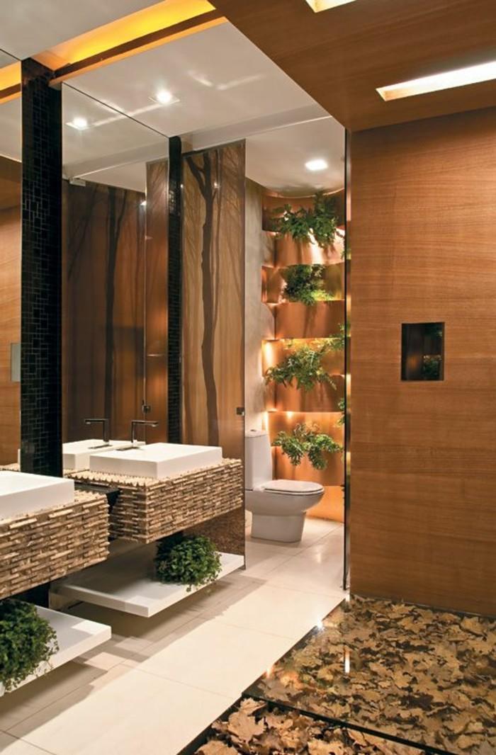 Badgestaltung ideen f r jeden geschmack - Badgestaltung mit pflanzen ...