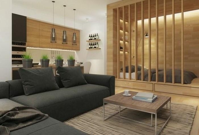 Kleine Wohnung Einrichten: 68 Inspirierende Ideen Und Vorschläge    Archzine.net