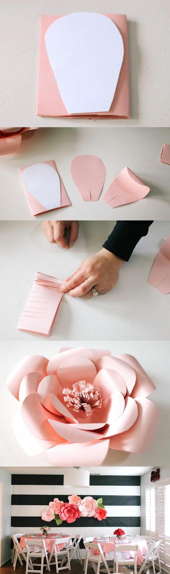 2-wanddeko-selber-machen-fruhlingdeko-bastaln-rosan-aus-papier-basteln