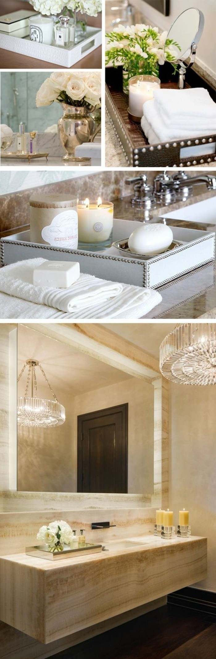 1001 + Ideen für eine stilvolle und moderne Badezimmer Deko