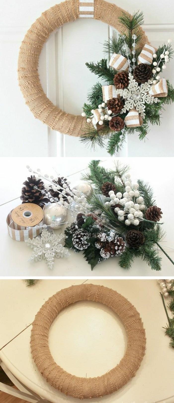 3-tuerkranz-weihnachten-beiger-weihnachtskranz-mit-zapfen-zweigen-schleife-in-beige-und-weiss
