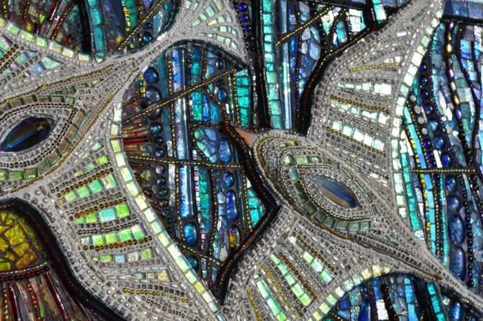 3d-mosaik-3d-effekt-schwalben-mosaiksteine-bastelnmitsteinen-bastelnmosaik-mosaik-basteln