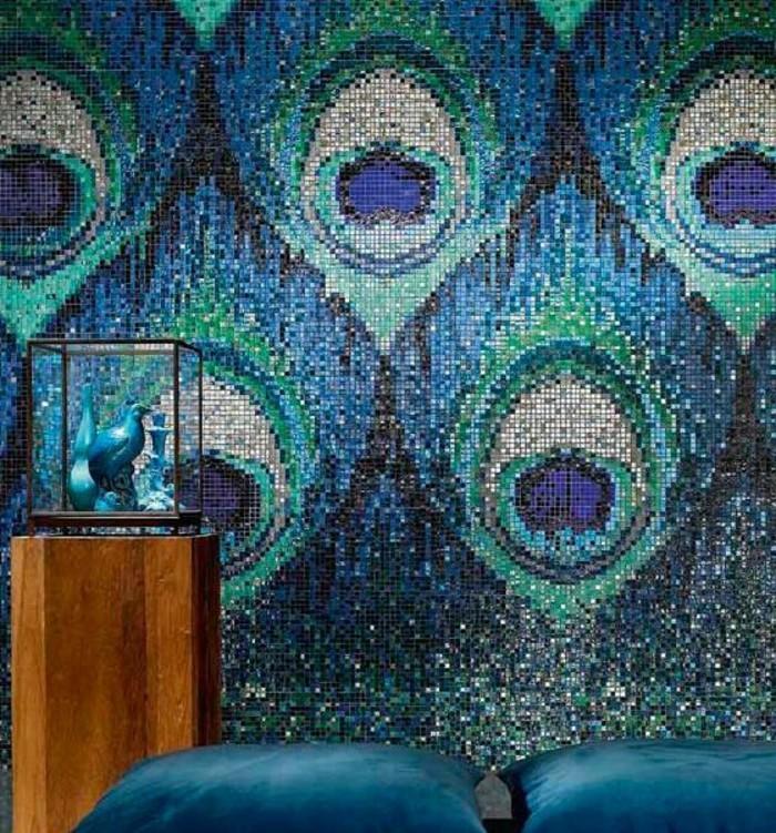 Mosaik Basteln   Prachtvolle Kunstwerke Schaffen   Archzine, Wohnzimmer