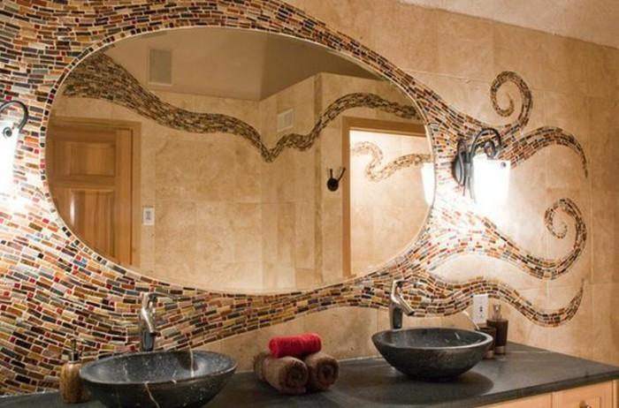 Mosaik basteln prachtvolle kunstwerke schaffen - Mosaiksteine spiegel ...
