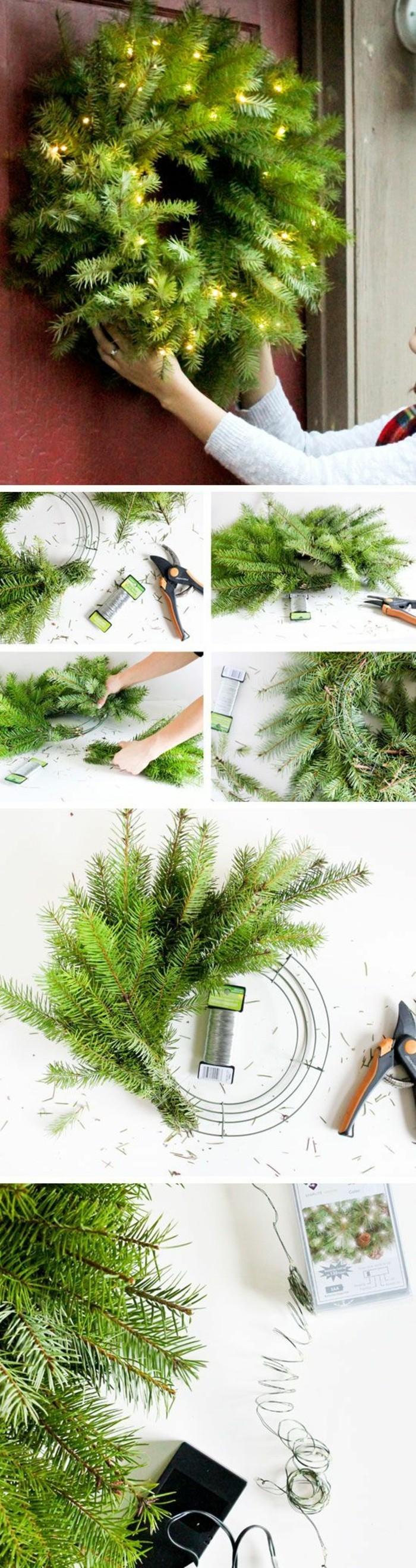 4-moderne-weihnachtsdeko-zweigen-beleuctung-tuer-zange
