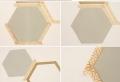 Geometrische Formen – tolle Wandgestaltung mit Farbe