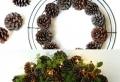 Weihnachtskranz basteln: 65 inspirierende Ideen