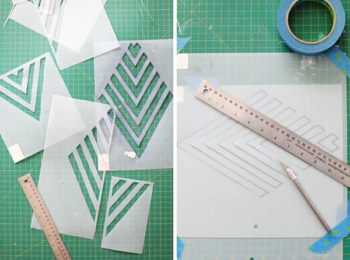 7vorlage-zum-ausmalen-wand-selber-farblich-gestalten-gerade-linien-schneiden-wandgestaltung-mit-farbe