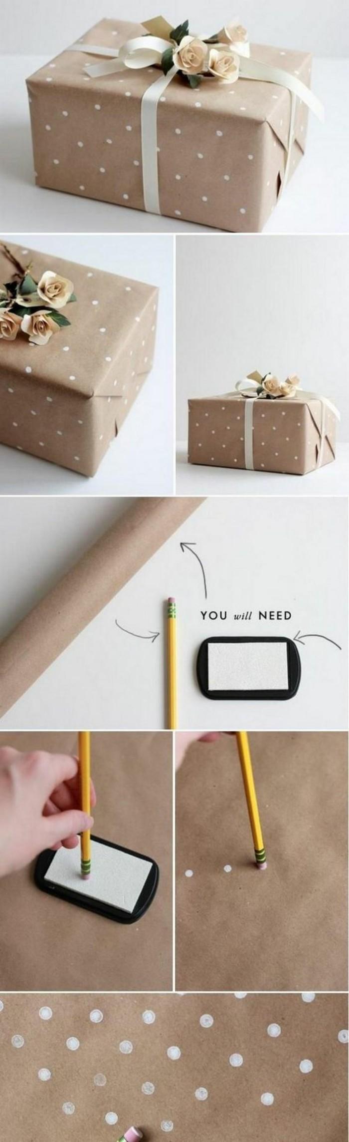 8-geschenkverpackung-verpackungen-basteln-mit-rosen-und-punkten