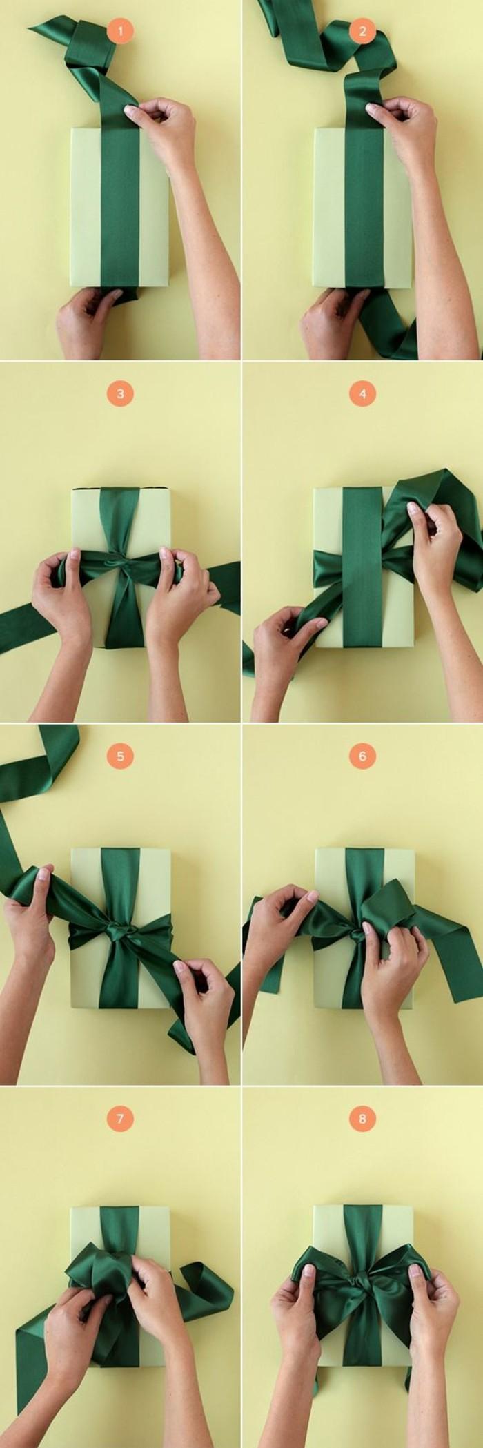 9-geschenkverpackung-geschenkschachtel-mit-grune-schleife