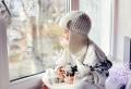 Bezaubernde Winter Fensterdeko zum selber Basteln