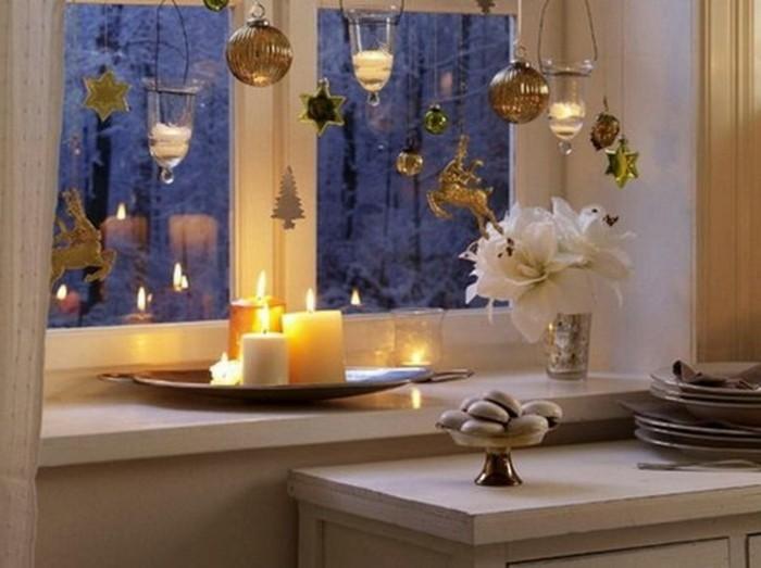fensterdeko-weihnachten-basteln-frohliche-stimmung