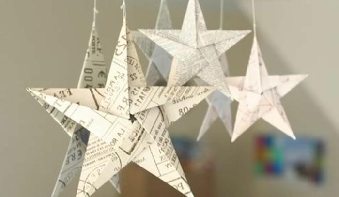 fensterdeko-weihnachten-basteln-sterne