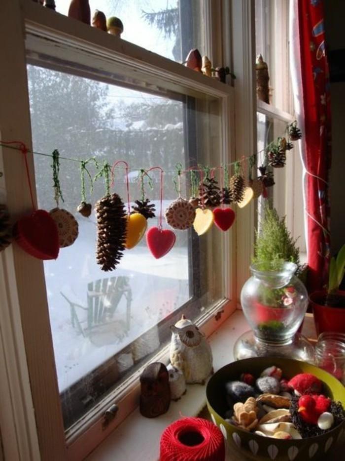fensterdeko-weihnachten-basteln-tolle-ideen