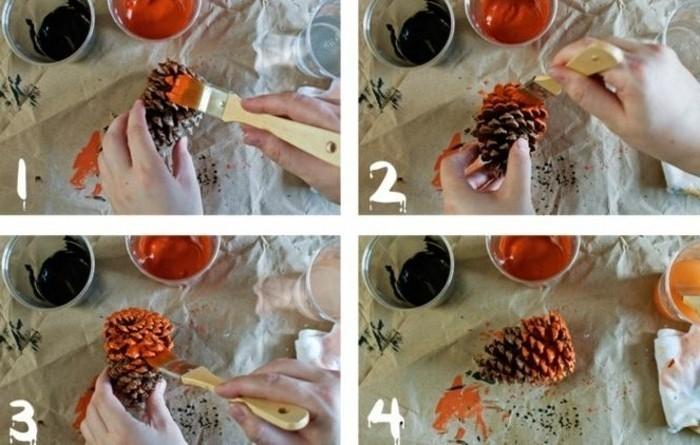 fensterdeko-selber-machen-zapfen-ebemalen